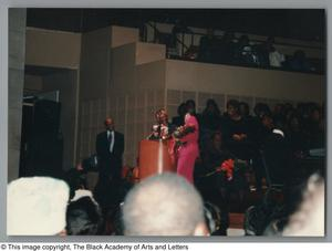 Primary view of object titled '[Black Music and the Civil Rights Movement Concert Photograph UNTA_AR0797-144-35-08]'.