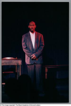 Primary view of object titled '[Black Boy Performance Photograph UNTA_AR0797-144-18-20]'.