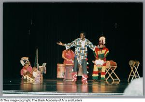 Primary view of object titled '[Weekend Festival of Black Dance Photograph UNTA_AR0797-139-14-32]'.