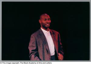 Primary view of object titled '[Black Boy Performance Photograph UNTA_AR0797-144-18-17]'.