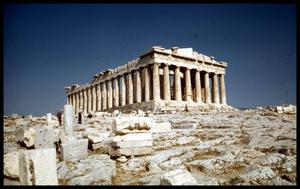 Primary view of object titled '[Parthenon]'.