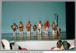 Primary view of object titled '[Dance ensemble]'.