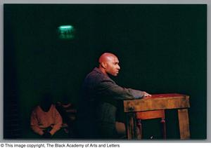 Primary view of object titled '[Black Boy Performance Photograph UNTA_AR0797-144-18-27]'.