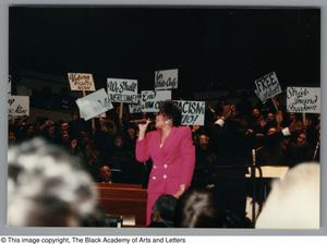 Primary view of object titled '[Black Music and the Civil Rights Movement Concert Photograph UNTA_AR0797-144-35-04]'.