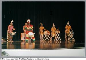 Primary view of object titled '[Weekend Festival of Black Dance Photograph UNTA_AR0797-139-14-30]'.