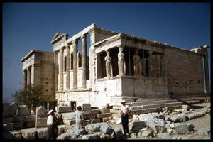 Primary view of object titled '[Erechtheion]'.