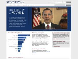 Recovery.gov [2009-2015]
