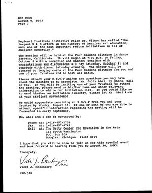 re attached letter and invitation list digital library