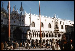 Primary view of object titled '[Palazzo Ducale di Venezia]'.