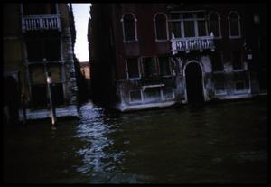 Primary view of object titled '[Venice Canal]'.