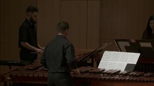 Ensemble: 2017-11-06 – Percussion