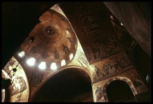[St. Mark's Basilica Interior]