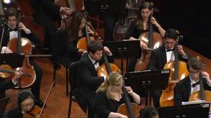 Ensemble: 2017-10-25 – UNT Concert Orchestra