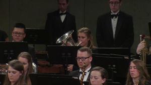 Ensemble: 2017-09-28 – UNT Wind Symphony