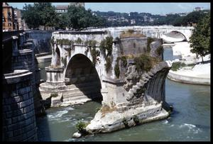 Primary view of object titled '[Ponte Rotto]'.