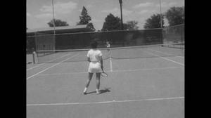 [News Clip: Tennis]
