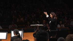 Ensemble: 2017-11-14 – UNT Concert Choir [Stage Perspective]