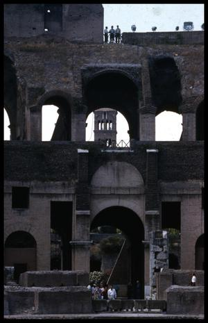 Primary view of object titled '[Colosseum Interior]'.