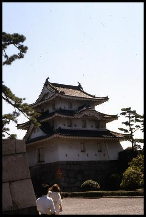 Primary view of object titled '[Takamatsu Castle]'.