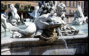Primary view of object titled '[Neptune Fountain]'.