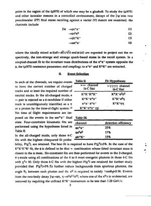 Production of the f sub 0 (975) meson in J/  Psi  decays - Digital