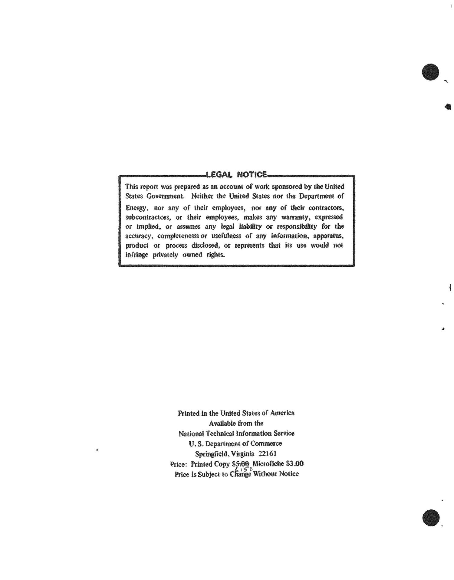 Chemistry research and development. Research and development semiannual progress report, January--June 1977                                                                                                      [Sequence #]: 4 of 121