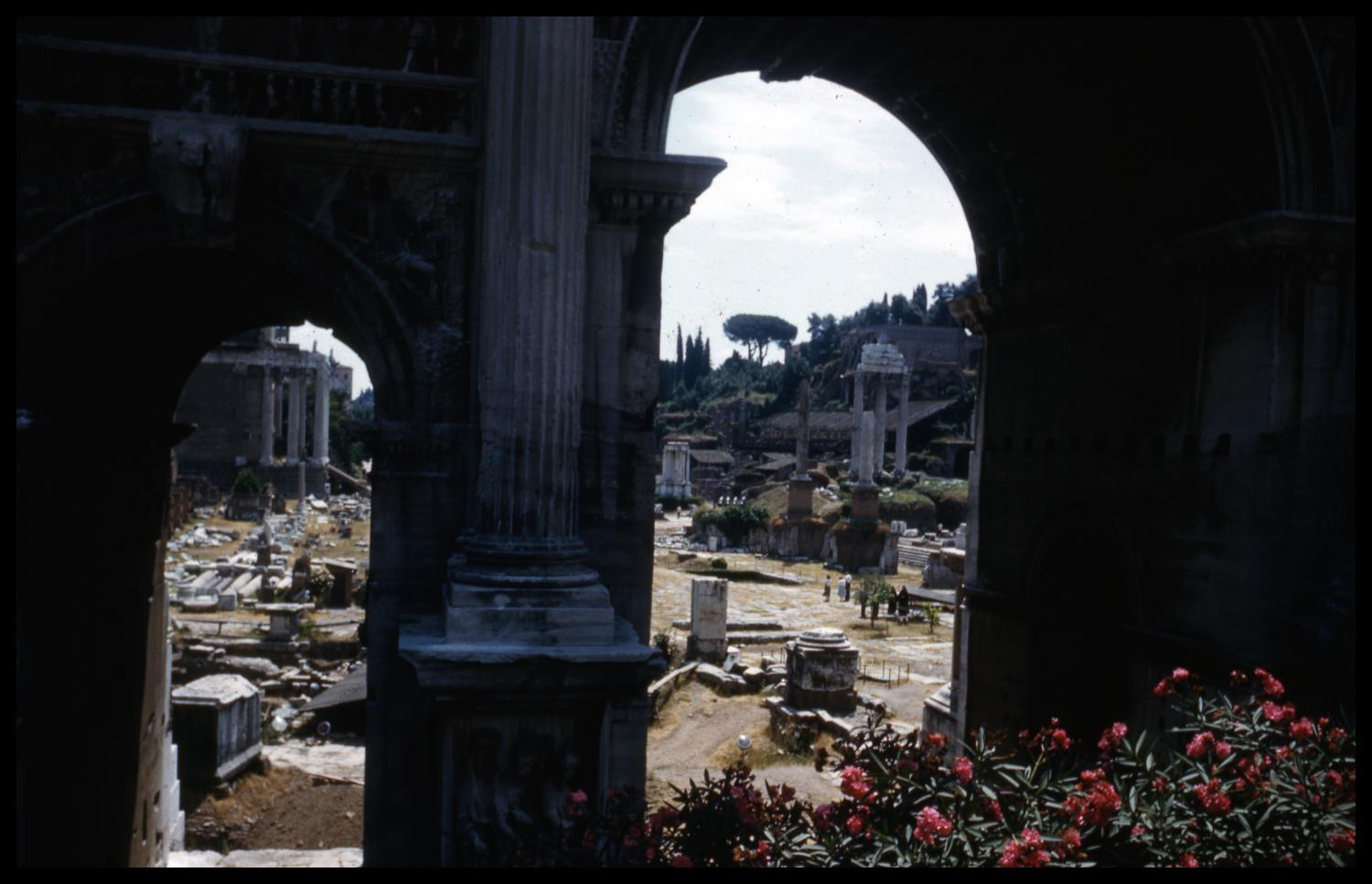 [Arch of Septimius Severus]                                                                                                      [Sequence #]: 1 of 1