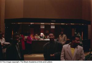 Primary view of object titled '[Black Music and the Civil Rights Movement Concert Photograph UNTA_AR0797-145-15-22]'.