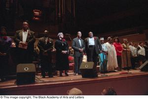 Primary view of object titled '[Black Music and the Civil Rights Movement Concert Photograph UNTA_AR0797-145-13-26]'.
