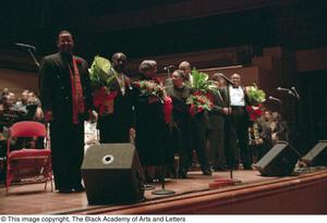 Primary view of object titled '[Black Music and the Civil Rights Movement Concert Photograph UNTA_AR0797-145-13-13]'.