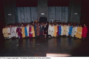 Primary view of object titled '[Black Music and the Civil Rights Movement Concert Photograph UNTA_AR0797-145-05-04]'.