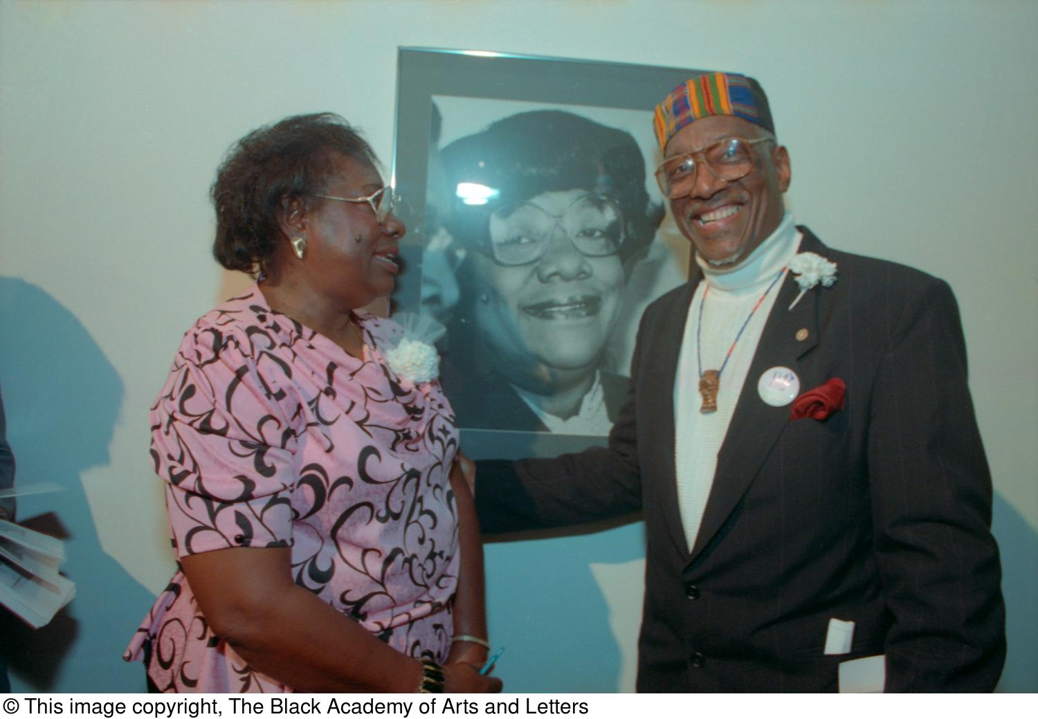 [Dallas/Fort Worth Black Living Legends Photograph UNTA_AR0797-144-28-73]                                                                                                      [Sequence #]: 1 of 1