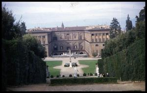 Primary view of object titled '[Palazzo Pitti]'.