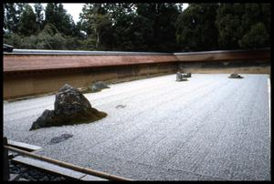 Primary view of object titled '[Ryoanji Garden]'.