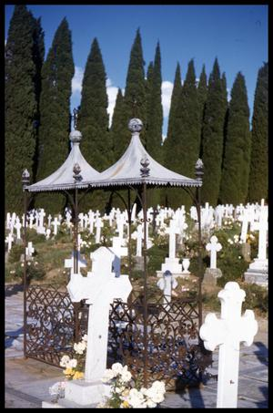 Primary view of object titled '[White Crosses]'.