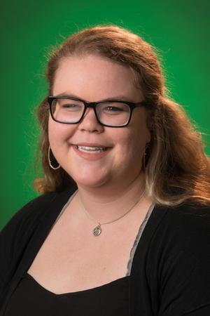 Primary view of [Portrait of Nicole Willis]