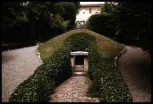 Primary view of object titled '[Etruscan Tomb]'.