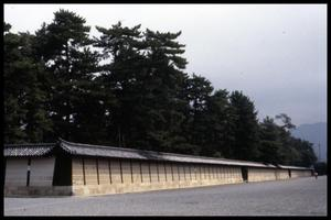 Primary view of object titled '[Kyoto Imperial Palace]'.