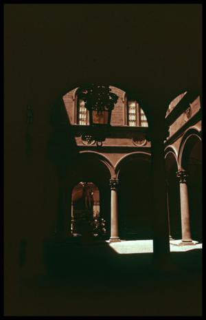 Primary view of object titled '[Inner Courtyard]'.