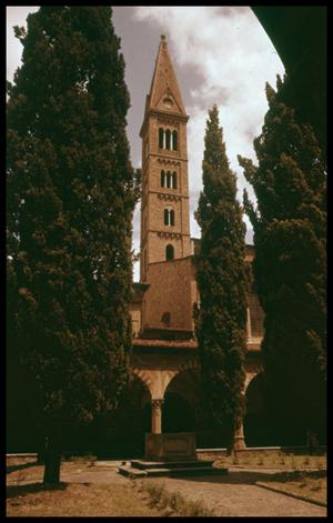 Primary view of object titled '[Basilica of Santa Maria Novella]'.