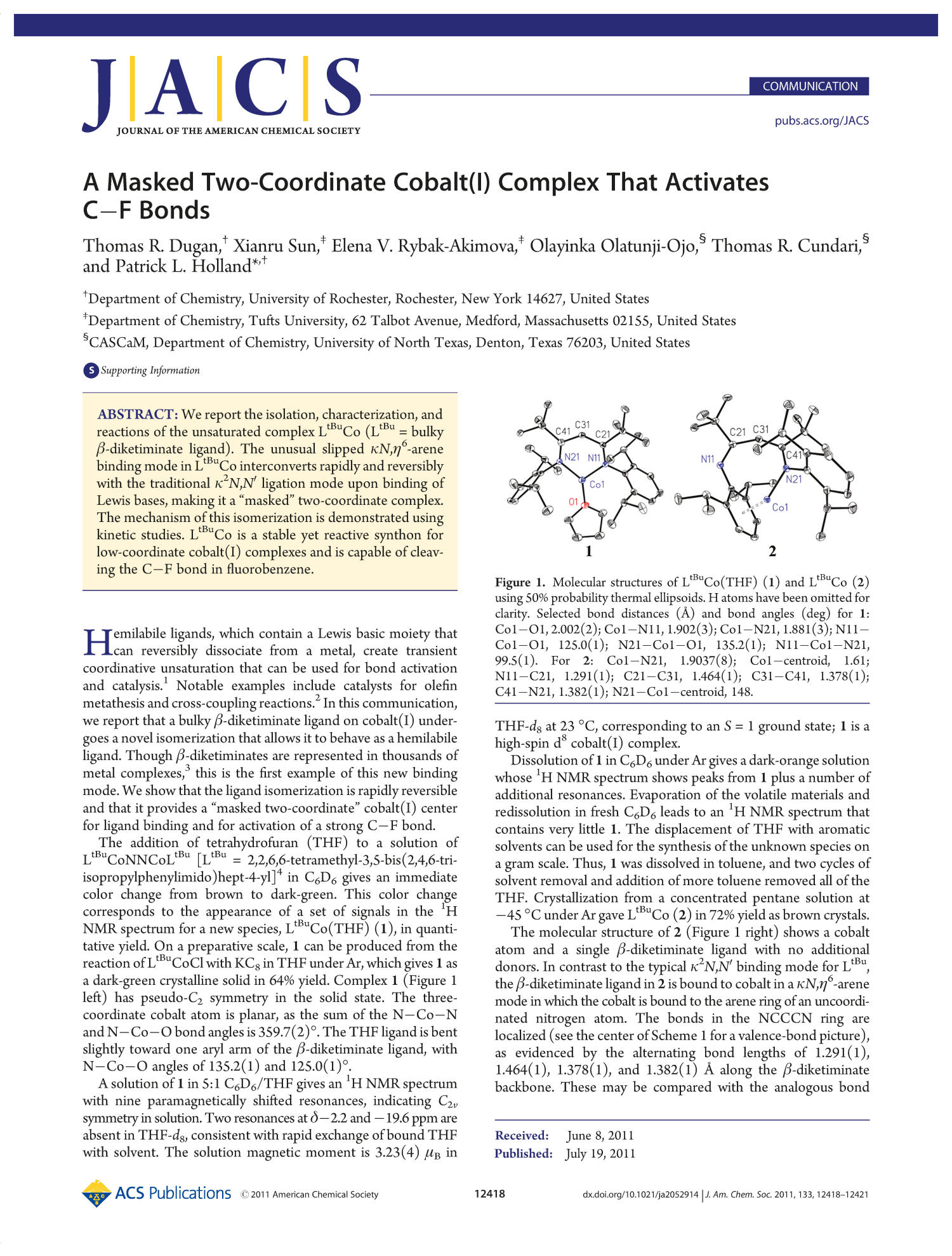 an experiment on the synthesis of zinc finger disruptors via cobalt complexes Learning programming via worked-examples: the effects of cognitive load and learning styles doctoral thesis (dphil), university of sussex abraham, john and.