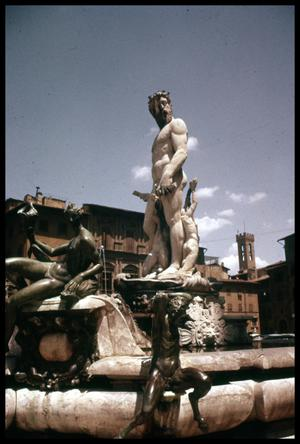 Primary view of object titled '[Fountain of Neptune]'.