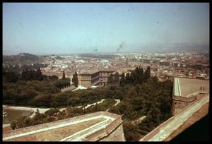 [View from the Forte di Belvedere]