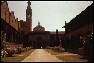 Primary view of object titled '[Pazzi Chapel]'.
