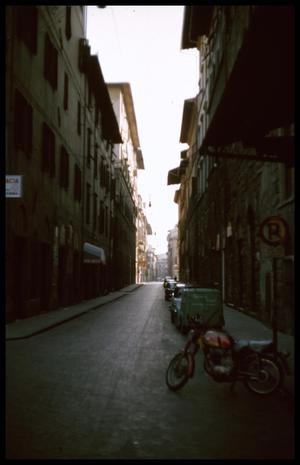 Primary view of object titled '[Empty Street]'.