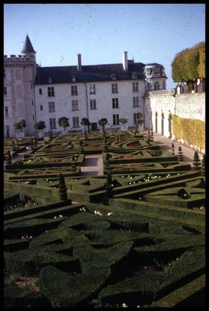 Primary view of object titled '[Château de Villandry]'.
