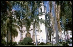 [Church in Cuernavaca]