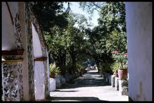 Primary view of object titled '[Garden Path]'.