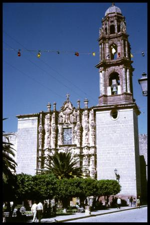 [Church with Bell Tower]