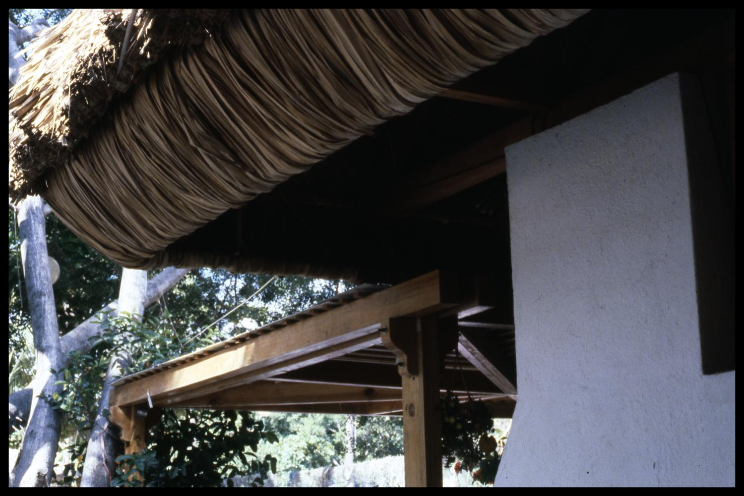 [Thatched Roof]                                                                                                      [Sequence #]: 1 of 1